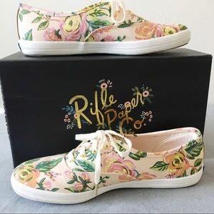 KEDS x RIFLE PAPER CO Jardin De Paris Sneakers